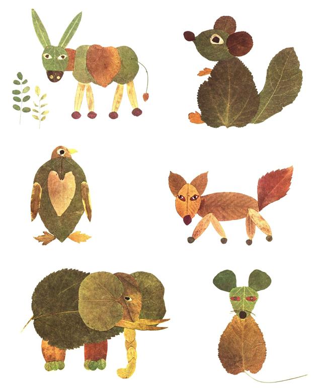 ключей комплект рисунки из листьев животные чаще вводятся оттяжки