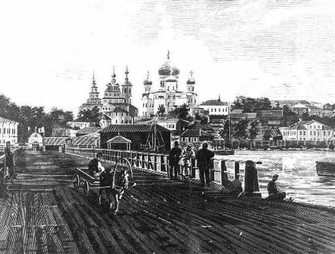 1703 год событие 3 рубля церковь знамения пресвятой богородицы
