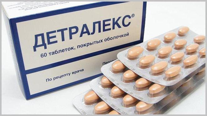 Детралекс при варикозе - отзывы инструкция по применению мг и мг