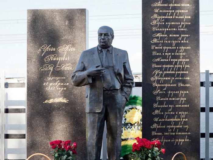 чубаров борис яковлевич авторитет памятник