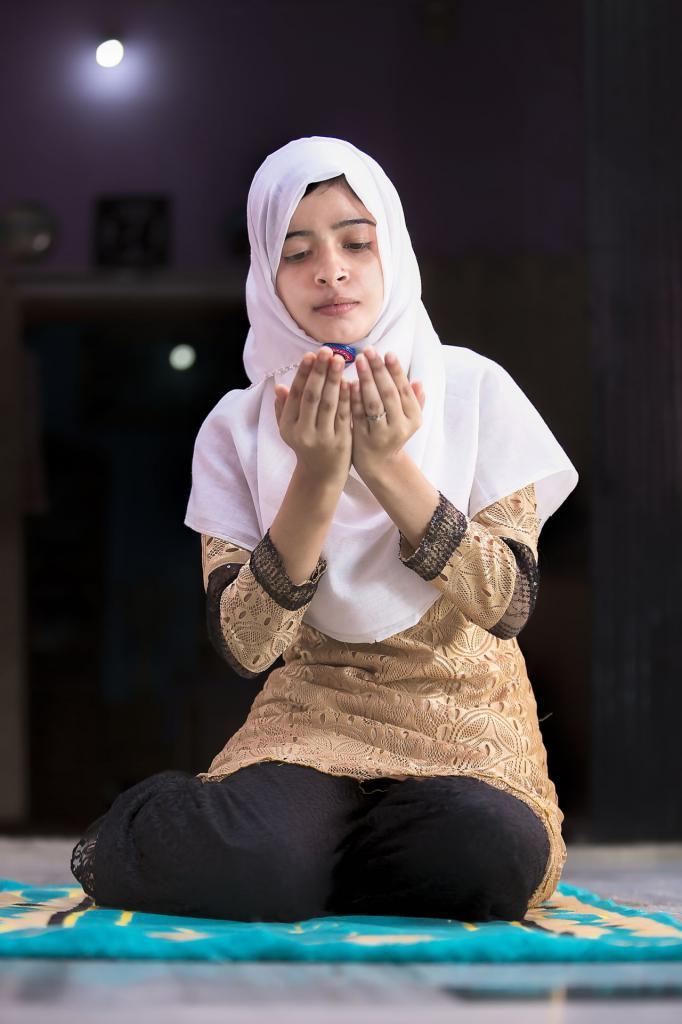 молитва на мусульманском языке