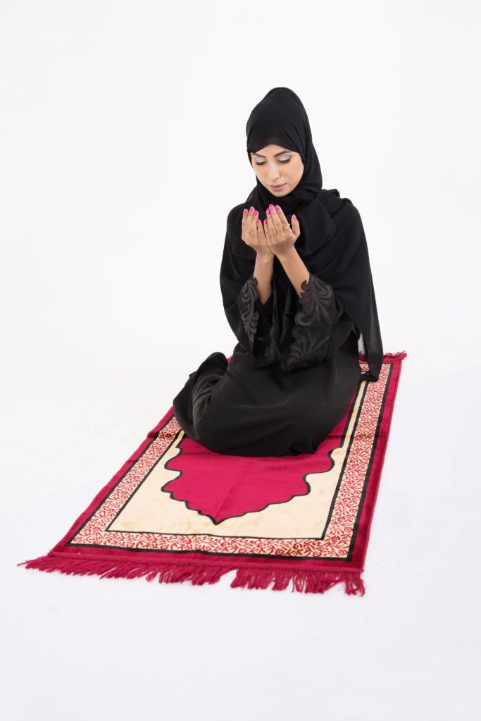 исламская молитва правильная