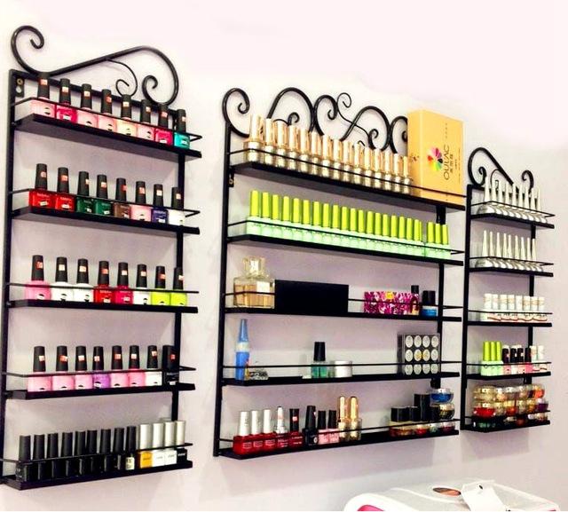 shelf for varnishes