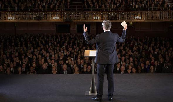 Что такое пламенная речь, и как добиться внимания публики
