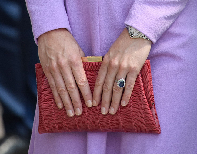 Kate Middleton's nails