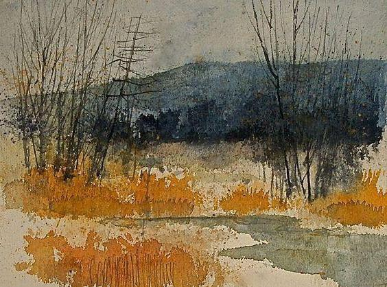 Watercolour landscapes: everything you need to know budding artists