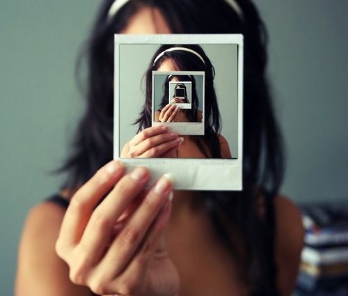 Как получить эффект полароид на фото?