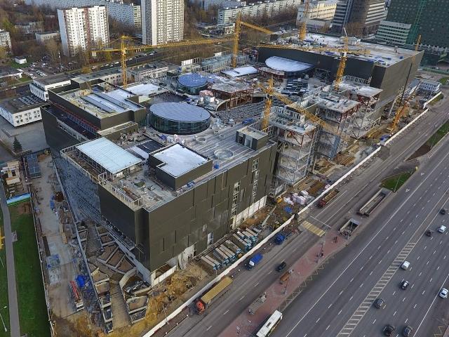 """ТЦ """"Каширская Плаза"""": описание будущего проекта"""