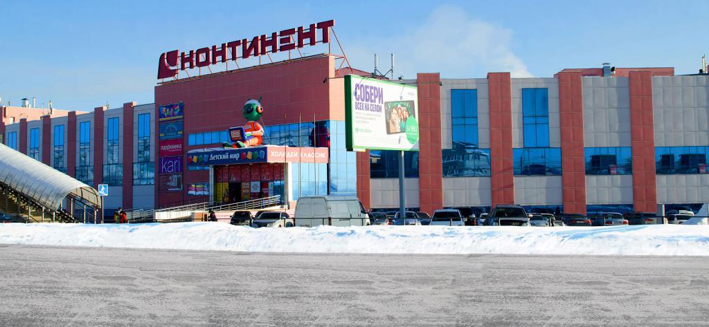 Новосибирск континент картинки