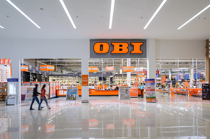OBI hours of operation, return of goods