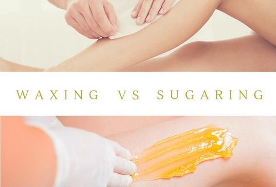 Shugaring or wax