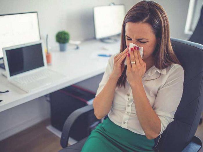 аллергия на клеща домашней пыли