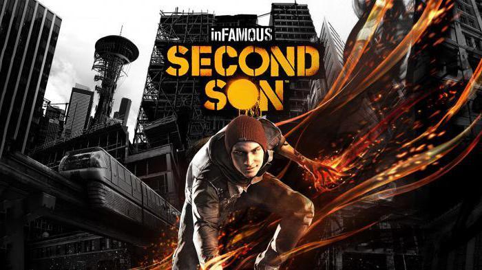 infamous second son прохождение