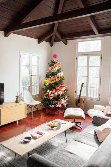 украшения рождественской елки
