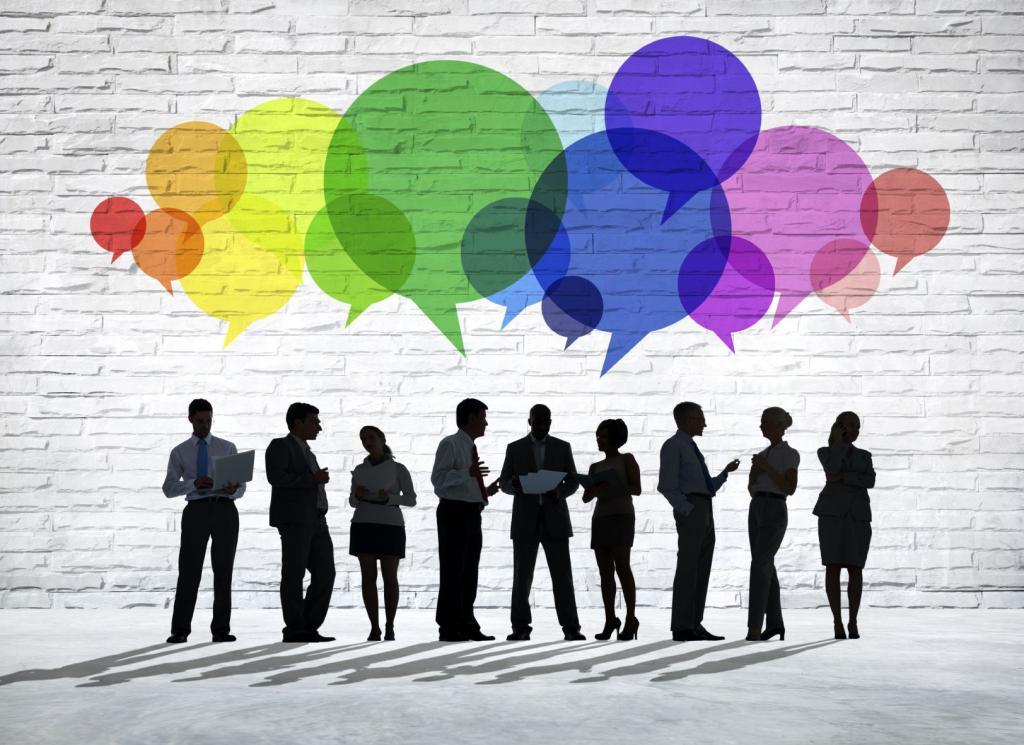 О чем поговорить, если не о чем, как чувствовать себя комфортно в беседе