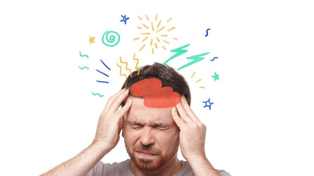 боли головы в области темени