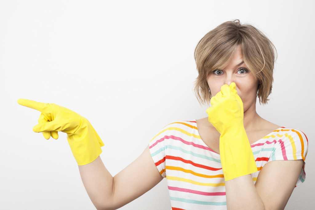 Почему менструационная кровь плохо пахнет 16