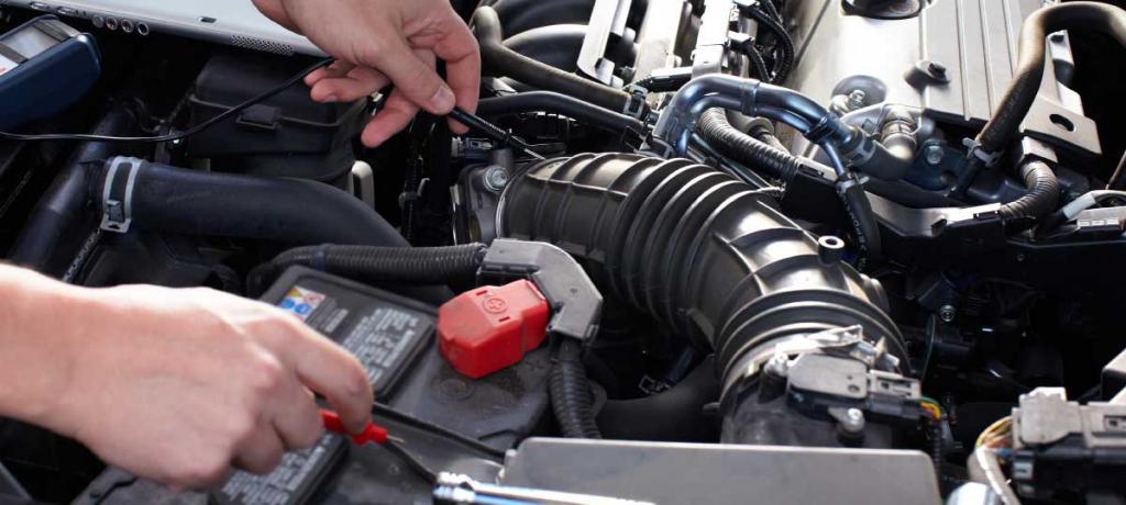 техническое обслуживание и текущий ремонт автомобилей