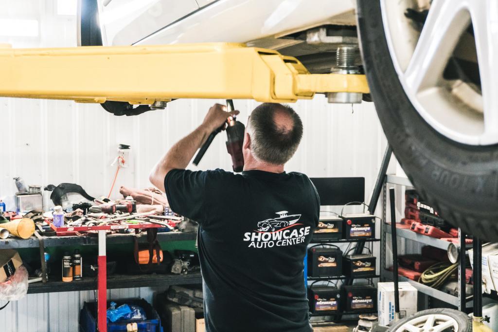 оборудование для текущего ремонта автомобилей