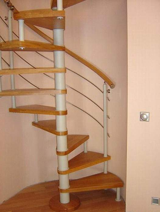 Do it yourself stairs to the second floor