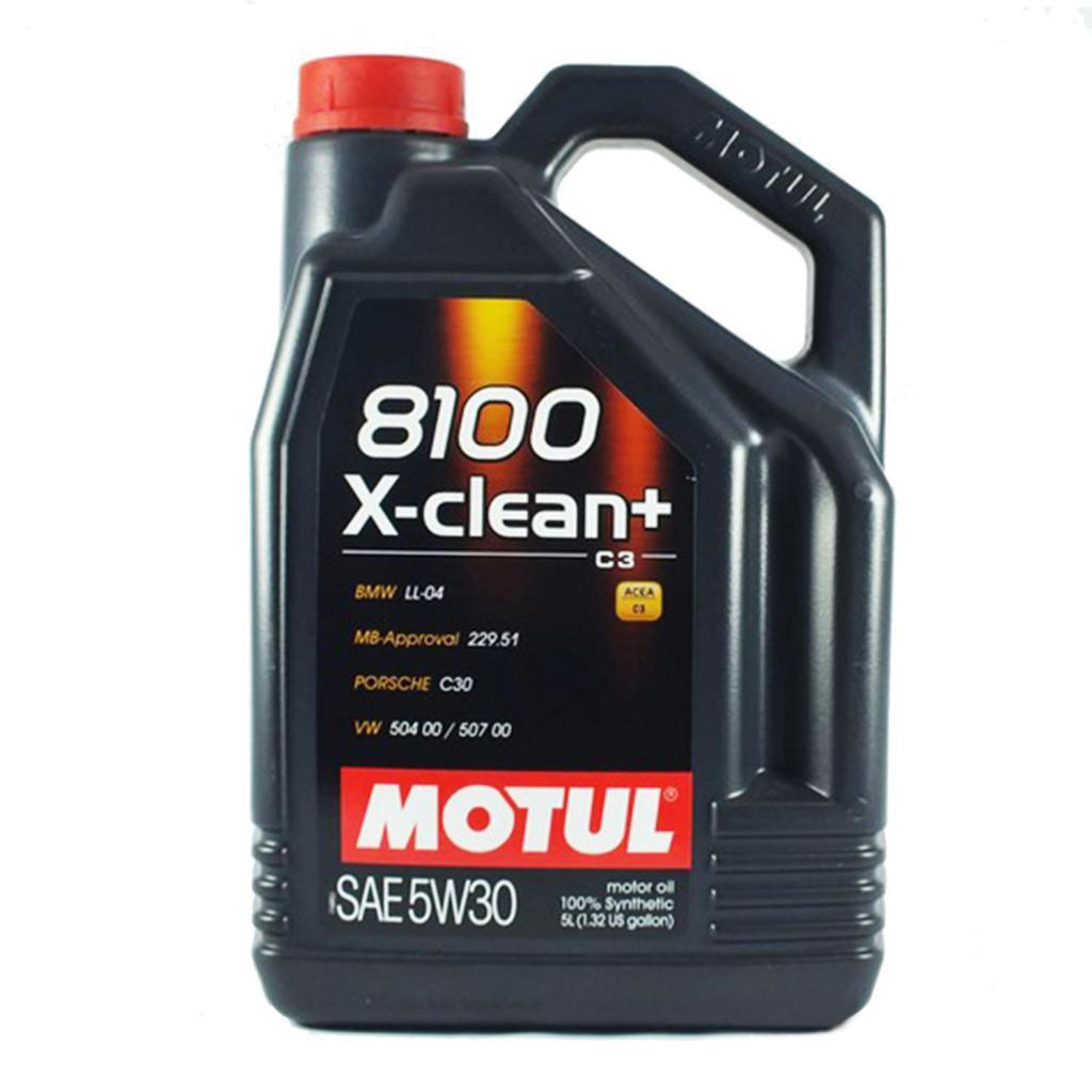 Качественное масло 5w30