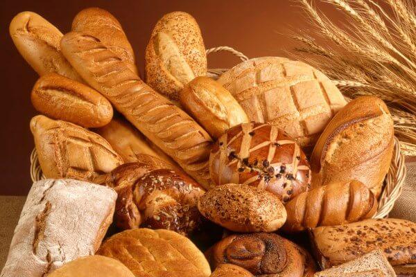 Сырье для хлебобулочных изделий