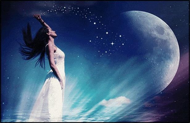 Moon in the horoscope