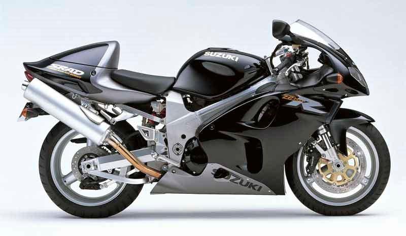 Suzuki TL1000R обзор