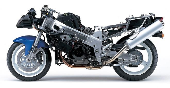 Suzuki TL1000R фото