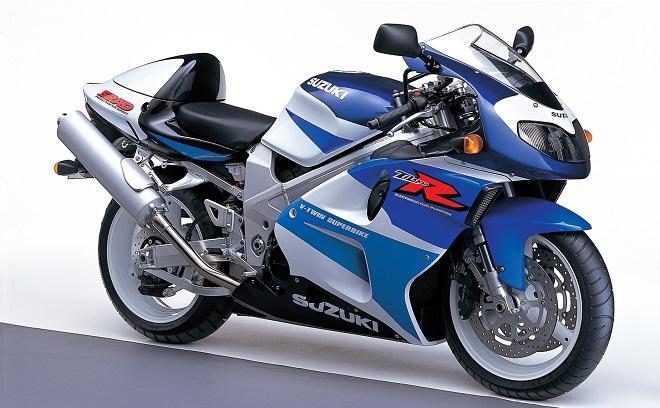 Suzuki TL1000R технические характеристики