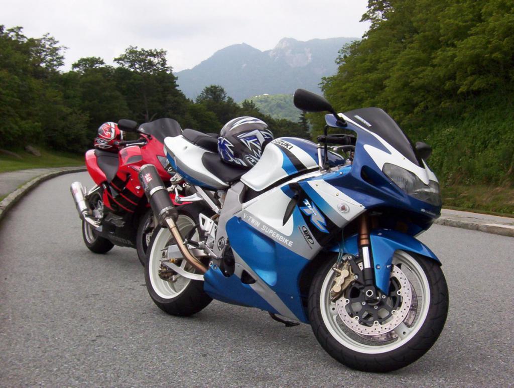 Suzuki TL1000R характеристики
