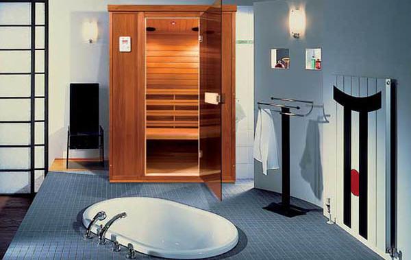 Как сделать сауну в ванной комнате в доме или квартире своими руками