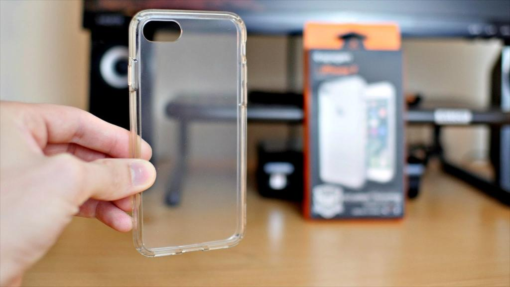 is it possible to reduce the silicone case for the phone