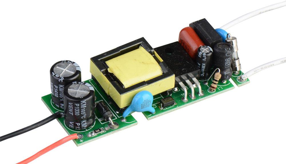 блок питания светодиодных ламп 220в