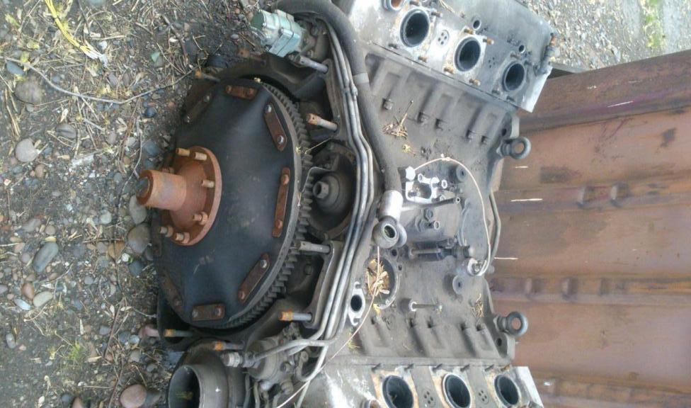 двигатель утд 20