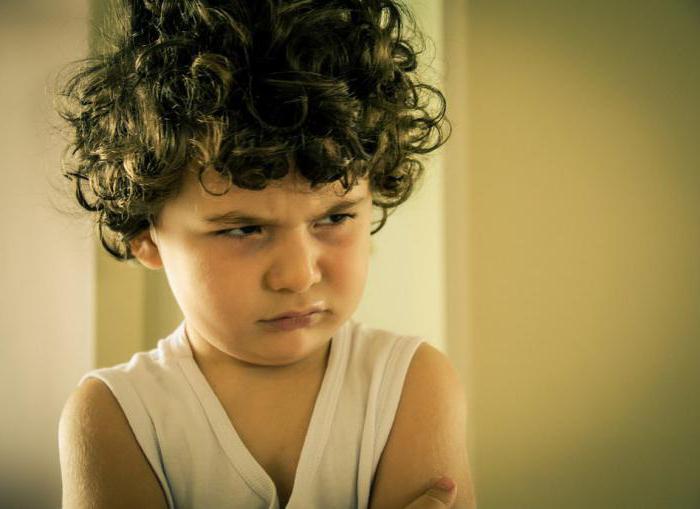 ребенок холерик характеристика
