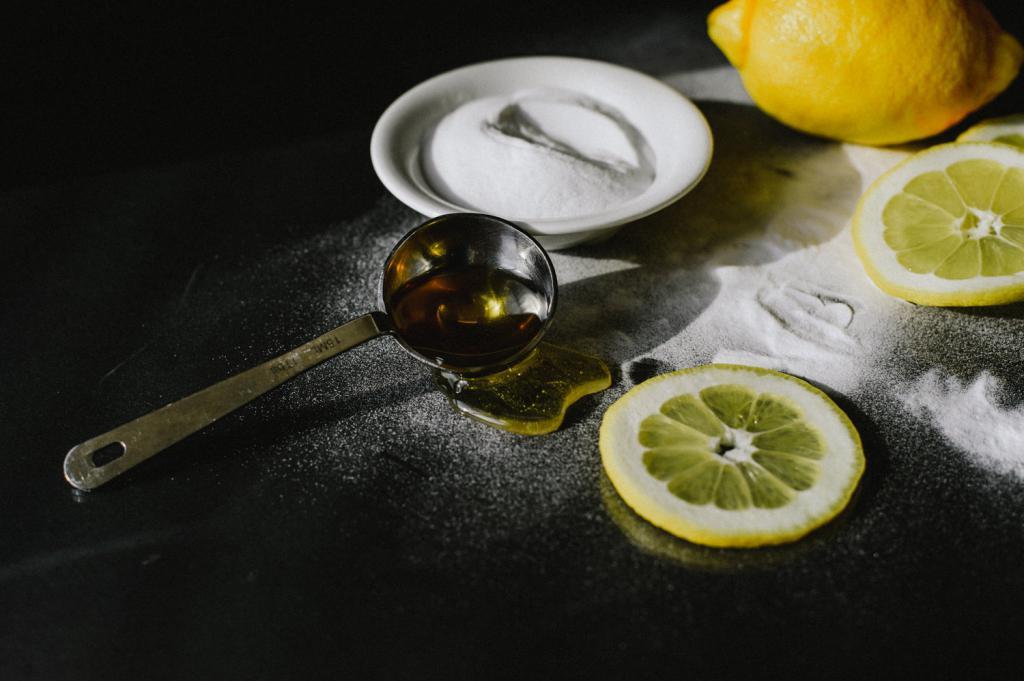 Рецепты масок из крахмала от морщин