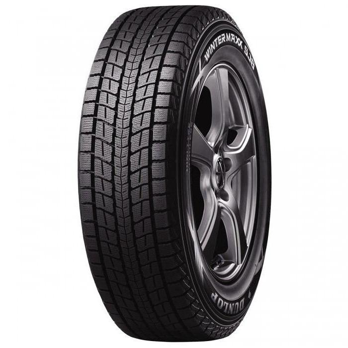 Зимние шины Dunlop Winter Maxx SJ8: отзывы владельцев, характеристики и особенности