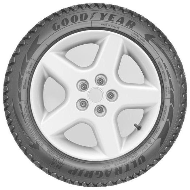 goodyear ultragrip оценки