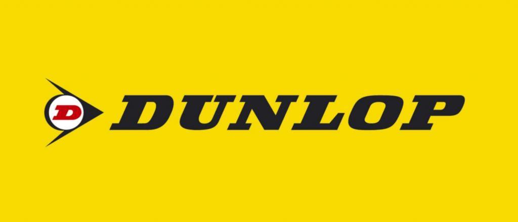 Логотип Данлоп