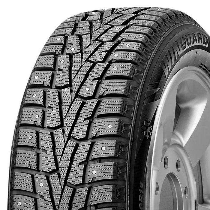 Tires Nexen Winguard WinSpike WH62
