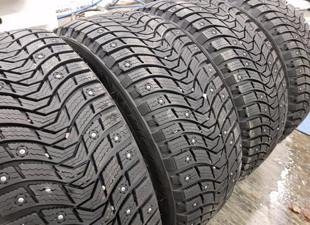 Покрышки MICHELIN X-ICE North 3
