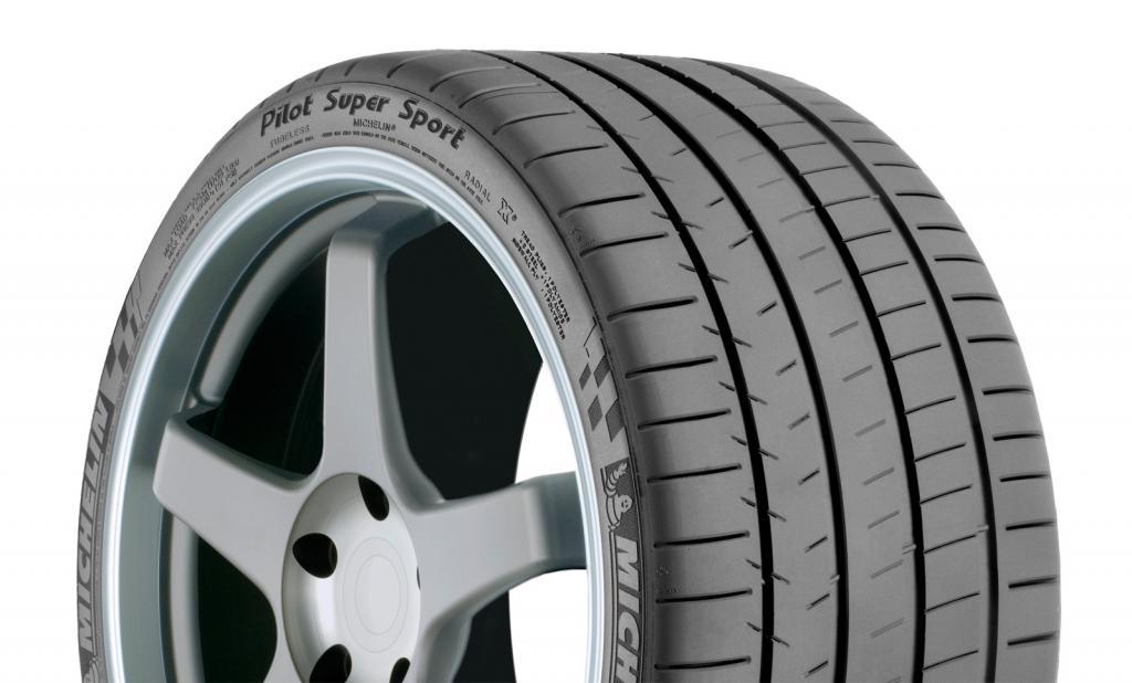 Покрышка Michelin Pilot Sport