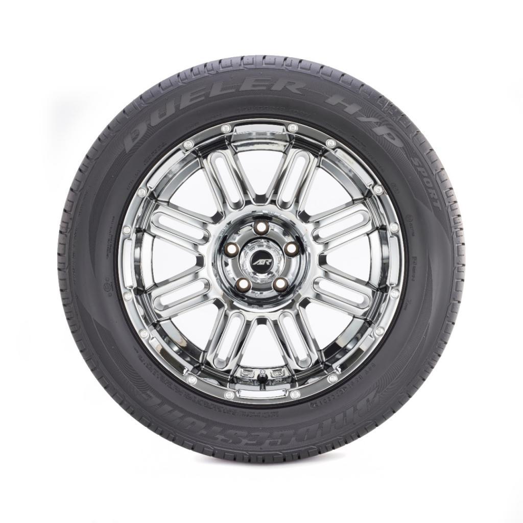 Резина Bridgestone Dueler Sport