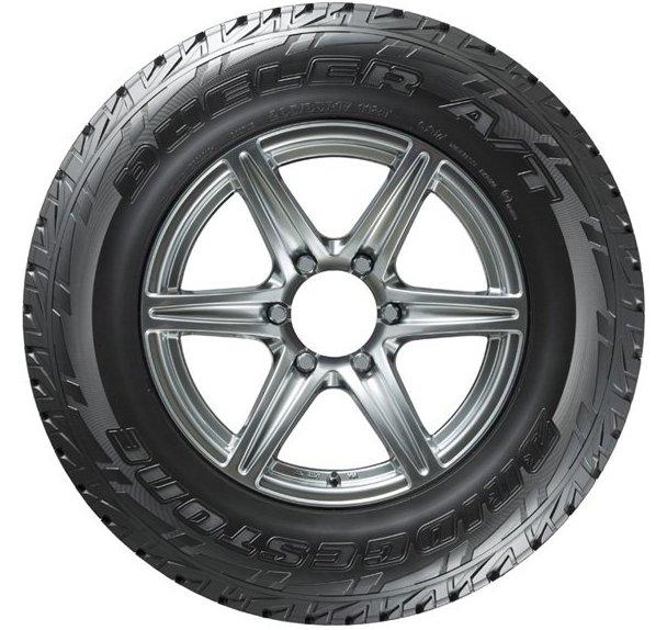 Резина Bridgestone Dueler A / T 697