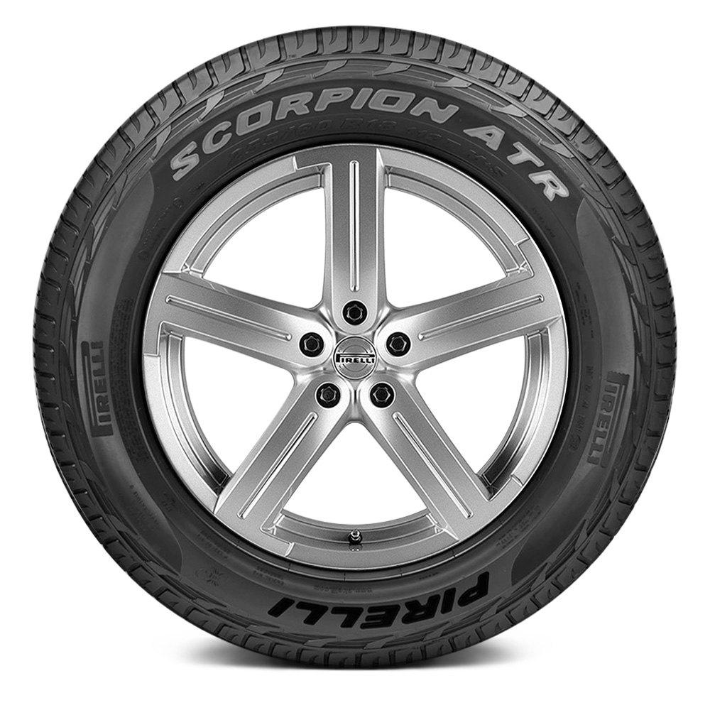 Шины Pirelli Scorpion ATR