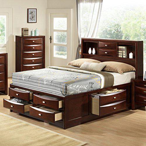 где купить двуспальную кровать недорого