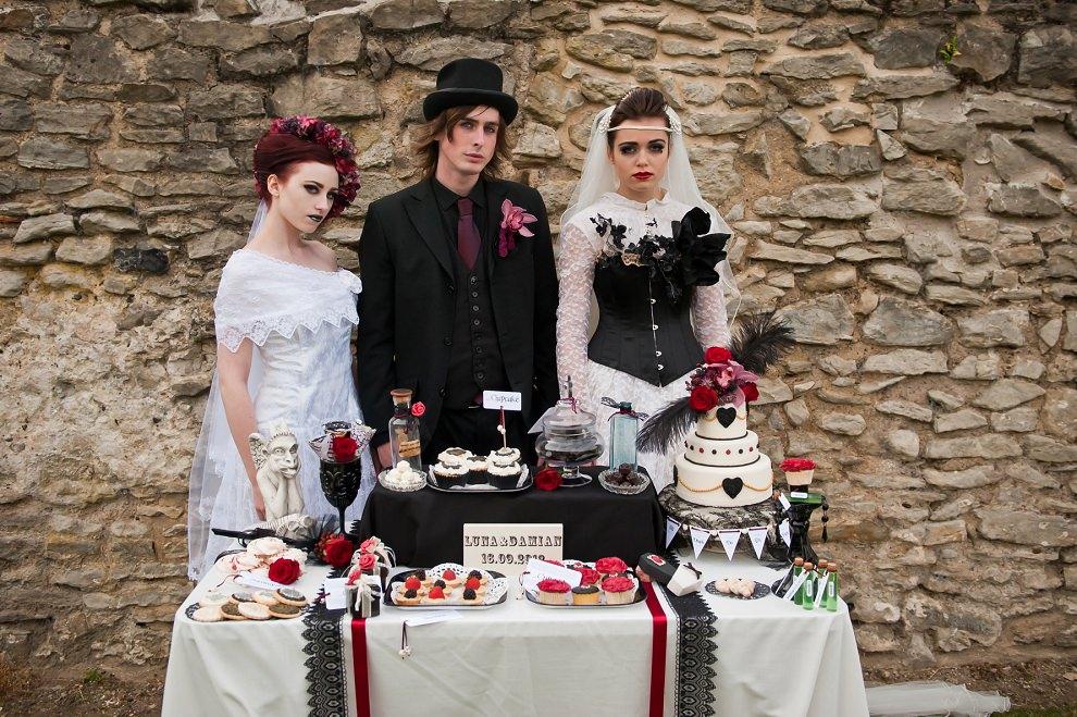 Пятая годовщина свадьбы фотосессия различных типов