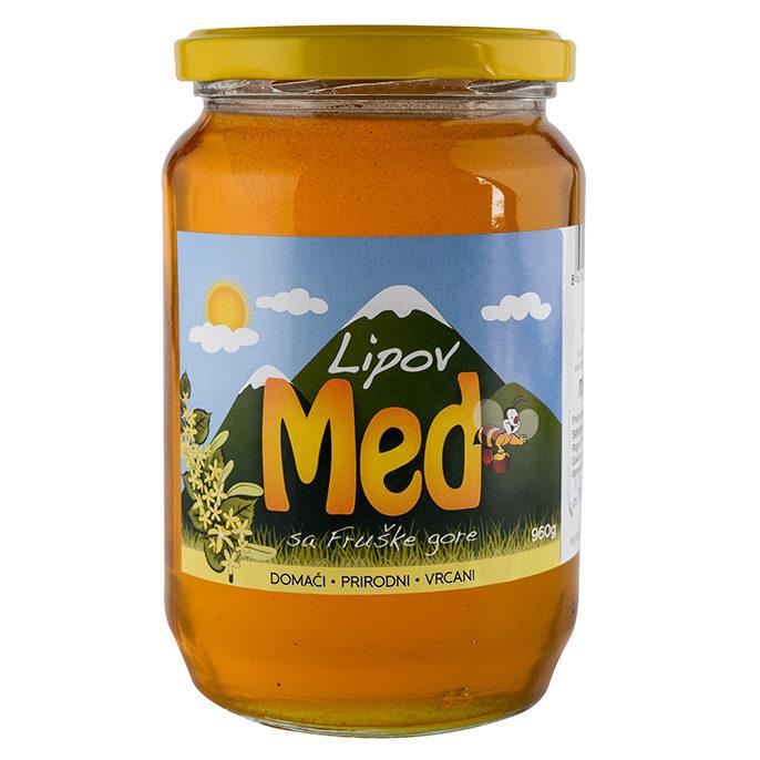 Цветочно-липовый мед