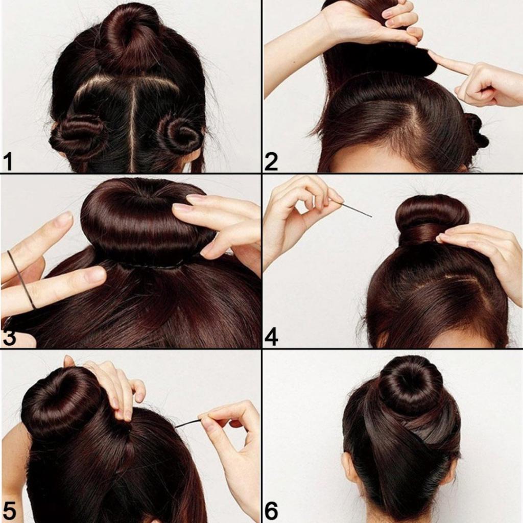Как сделать себе прическу на тонкие волосы